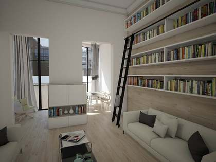 130 m² apartment for sale with renovation included, Eixample