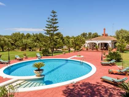 450m² Landhaus mit 40m² terrasse zum Verkauf in Ciudadela
