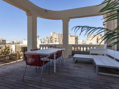 Luxury penthouse for sale in Valencia City