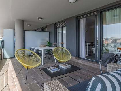 140m² Apartment with 28m² terrace for sale in Badalona