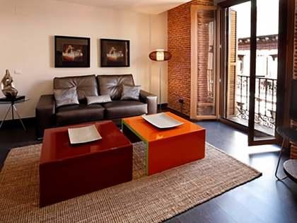 Piso de 50 m² en alquiler en Justicia, Madrid