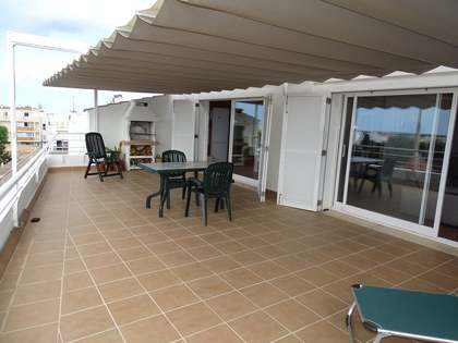 86m² Penthouse with 75m² terrace for sale in Ciudadela