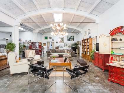 620m² Loft mit 80m² terrasse zum Verkauf in Gràcia