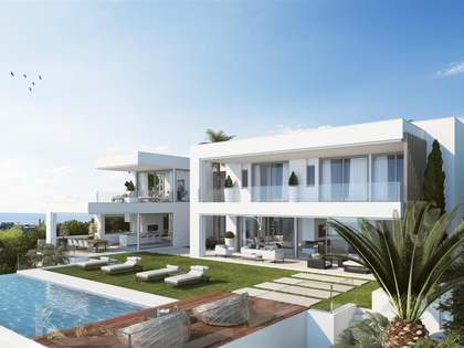 Newly-built 4-bedroom villa for sale in Benahavis