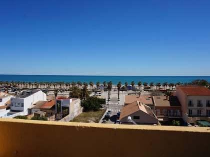 Attico di 78m² con 80m² terrazza in vendita a Playa de la Malvarrosa