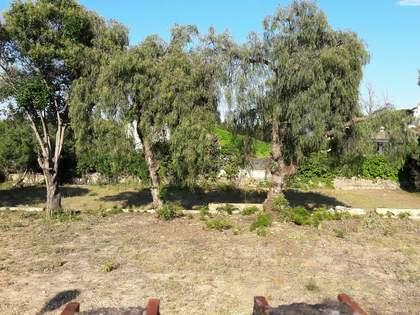 1,000m² plot for sale in Godella, Valencia