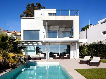 Villa for sale in Vilassar de Dalt, Maresme Coast, Spain
