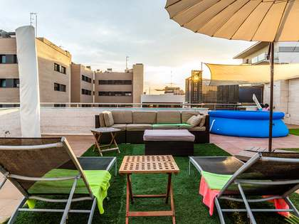 211m² Penthouse with 341m² terrace for sale in Tarragona City