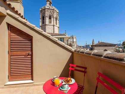 Renovated penthouse for sale in La Xerea, Valencia