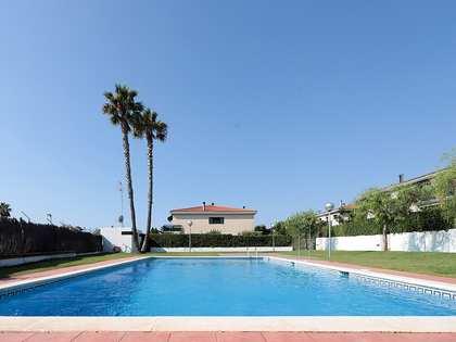 Huis / Villa van te huur in Vilanova i la Geltrú