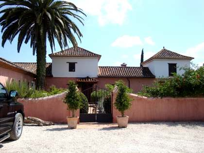 Equestrian property for sale, close to Sotogrande, Andalucía