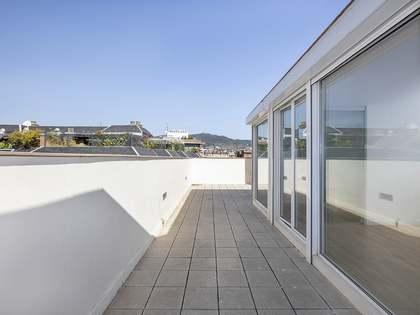 Пентхаус 116m², 50m² террасa аренда в Туро Парк, Барселона