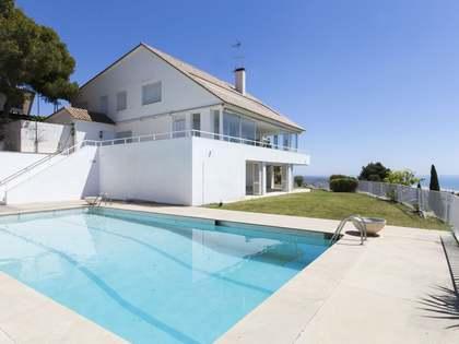 Villa de 6 dormitorios en venta en Bellamar, Castelldefels
