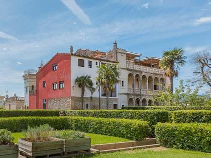 Propiedad de estilo colonial en venta en Girona