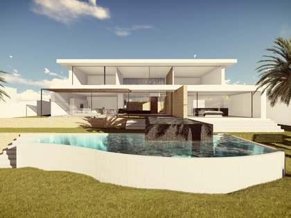 1,487m² Grundstück zum Verkauf in S'Agaró, Costa Brava