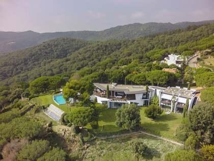 Lujosa mansión en venta en la costa del Maresme