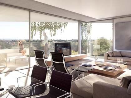 在 Conde de Orgaz, 马德里 341m² 出售 房子 包括 花园 337m²