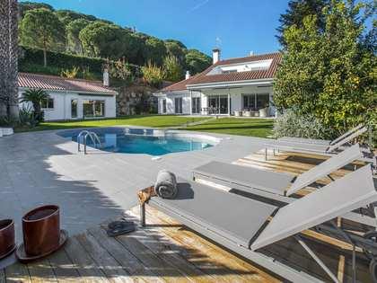 Casa / Vil·la de 502m² en venda a Sant Andreu de Llavaneres
