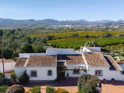 Casa / Vil·la de 310m² en venda a Jávea, Costa Blanca