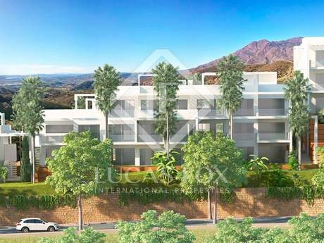 Superb 3-bedroom apartment for sale in Estepona, Malaga