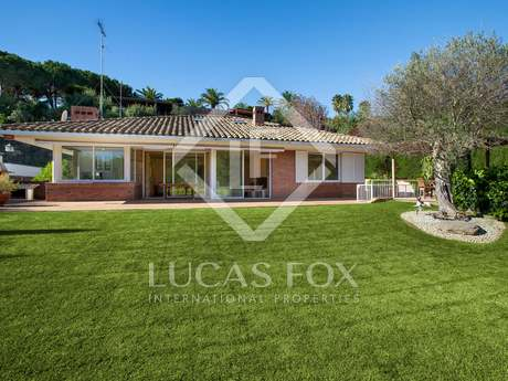 Luxury house for sale in Llavaneres, Maresme, Barcelona.