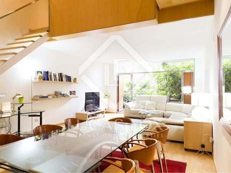 Аренда квартиры на Пасео де Грасия в Барселоне - элитная недвижимость в Испании