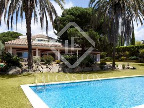 Luxury house for sale on Barcelona Costa Maresme