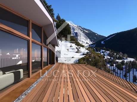 """Impressive promotion in the new """"Les terrasses del Tarter"""" urbanisation"""