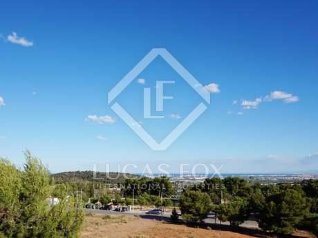Chalet de obra nueva en venta en Los Monasterios, Valencia