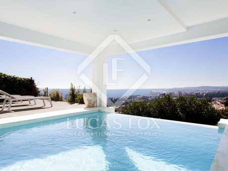 Modern detached 6-bedroom house to buy in Levantina, Sitges