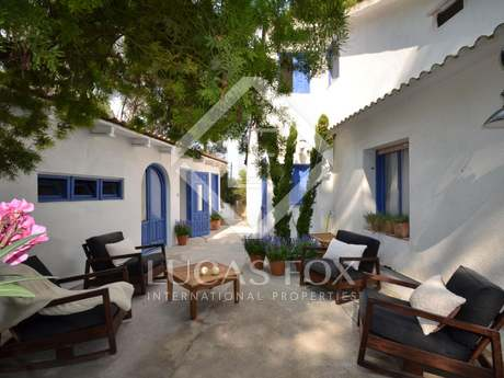 Unique property for sale in Canyelles, Sitges