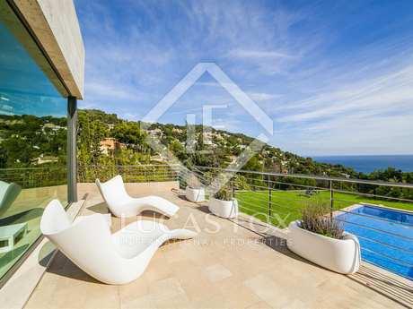 Villa luxueuse en vente à Blanes sur la Costa Brava