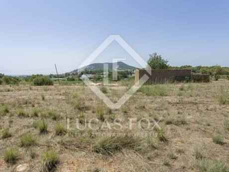 16,053 m² plot for sale in Santa Eulalia, Ibiza