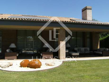 House for rent in La Finca, Madrid
