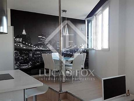 Designer apartment for rent in the centre of Valencia