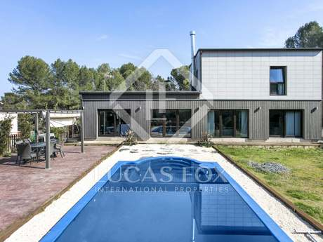 Detached house for sale in Montmany, Valldoreix