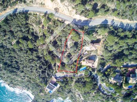 Building plot for sale in the Punta Brava clifftop estate