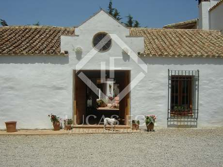 Rural hotel for sale in Ronda, Málaga