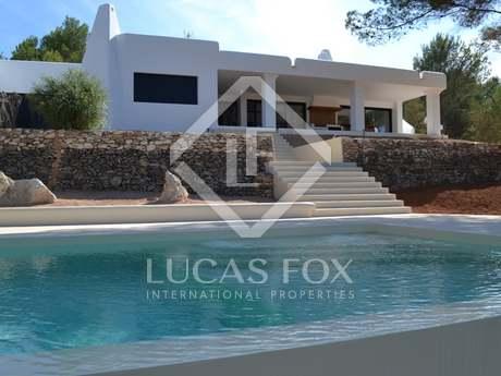 Preciosa villa en alquiler en el campo, en San Lorenzo
