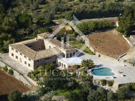 Masia de 1,700m² en venda a North West Mallorca, Mallorca
