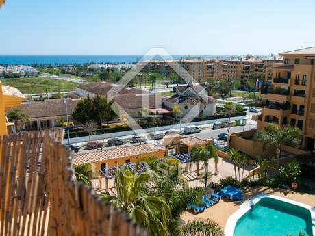 3-bedroom penthouse to buy in San Pedro de Alcántara
