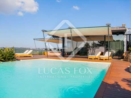 Villa de design en vente à Lloret de Mar à la Costa Brava