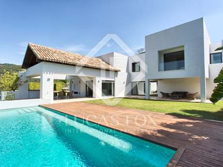 Casa / Vil·la de 412m² en venda a Benahavís, Andalusia