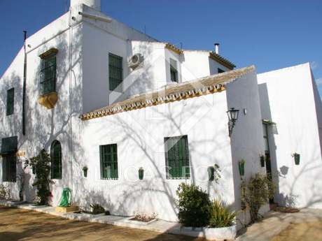 255 hectare country estate for sale close to Sevilla