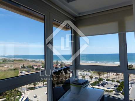Seaview apartment in Playa Patacona for rent