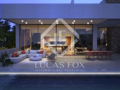 Brand new 4-bedroom villa for sale in Nueva Andalucía