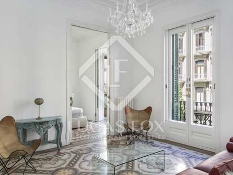 Appartement de 108m² a louer à Eixample Gauche, Barcelone