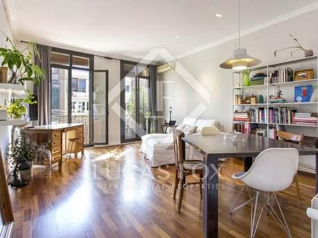 Квартира 83m² на продажу в Грасия, Провинция Барселона