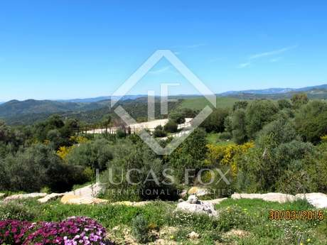 Luxury country estate for sale in Casares, Andalucía