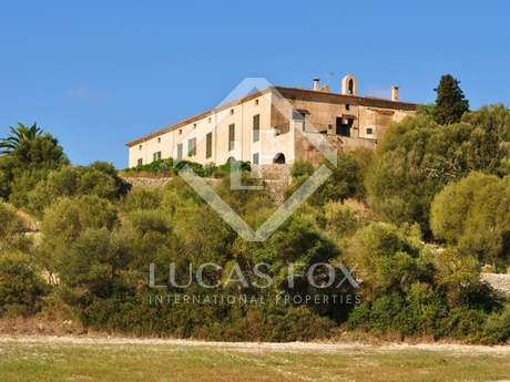 Beautiful country house for sale in central Mallorca